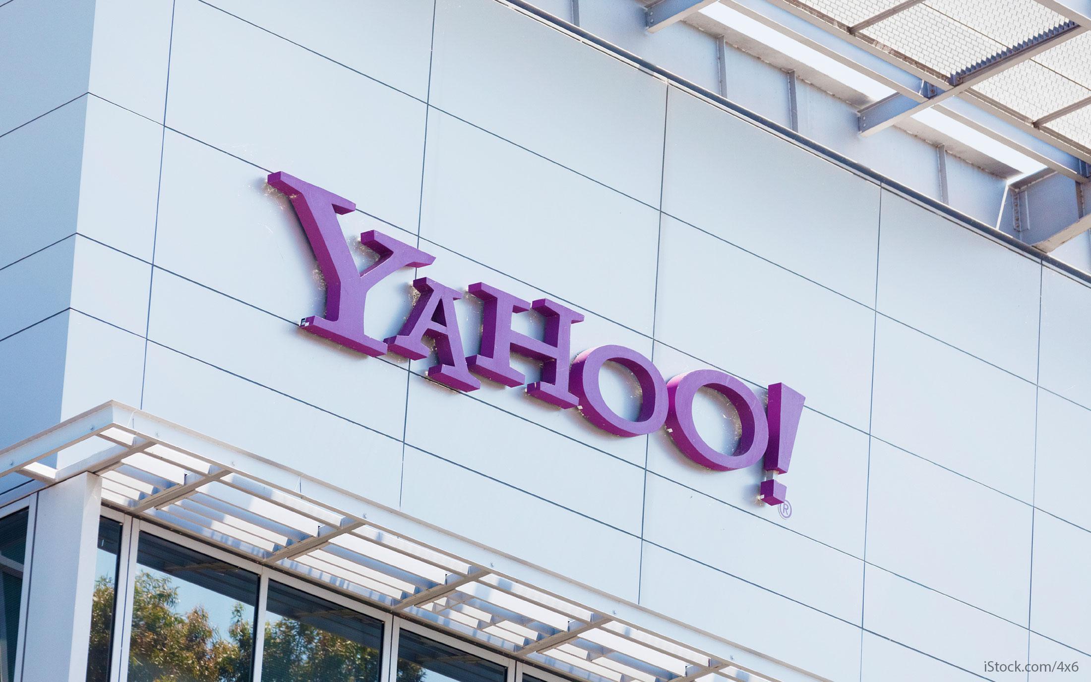 Yahoo sale