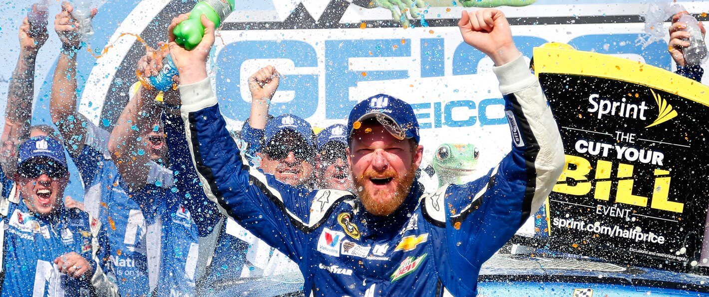 NASCAR Day 2017: Dale Earnhardt Jr. and the Highest-Paid NASCAR Drivers