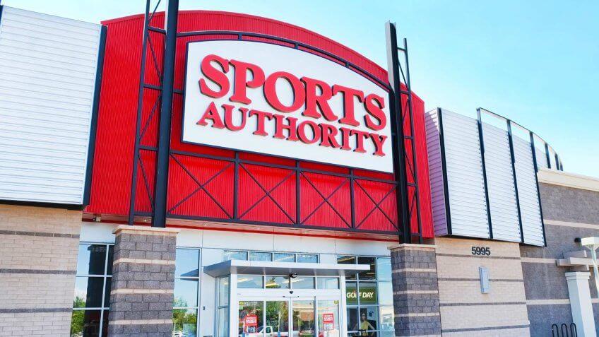 Sports Authority League