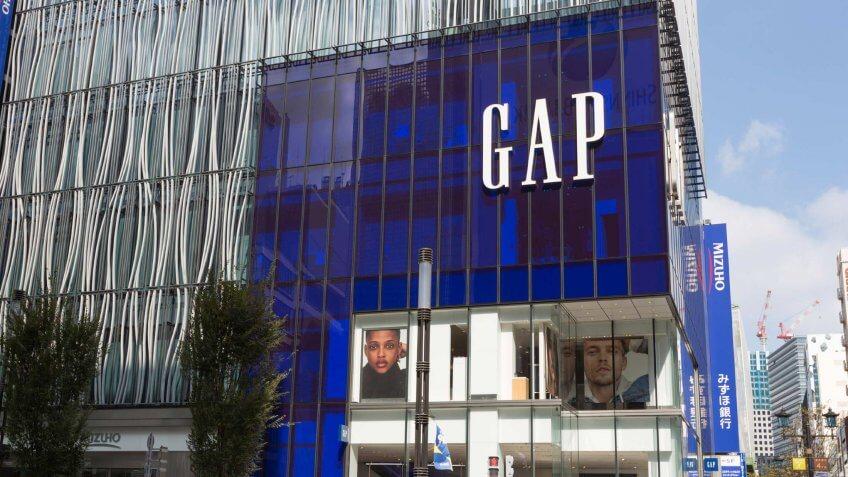 Gap loyalty rewards program