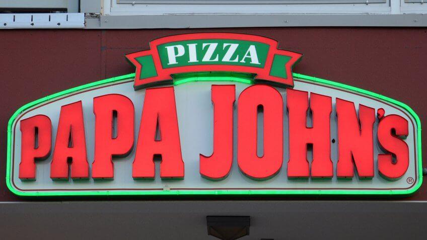 Papa John's rewards