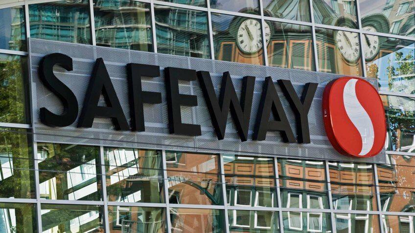 Safeway reward points