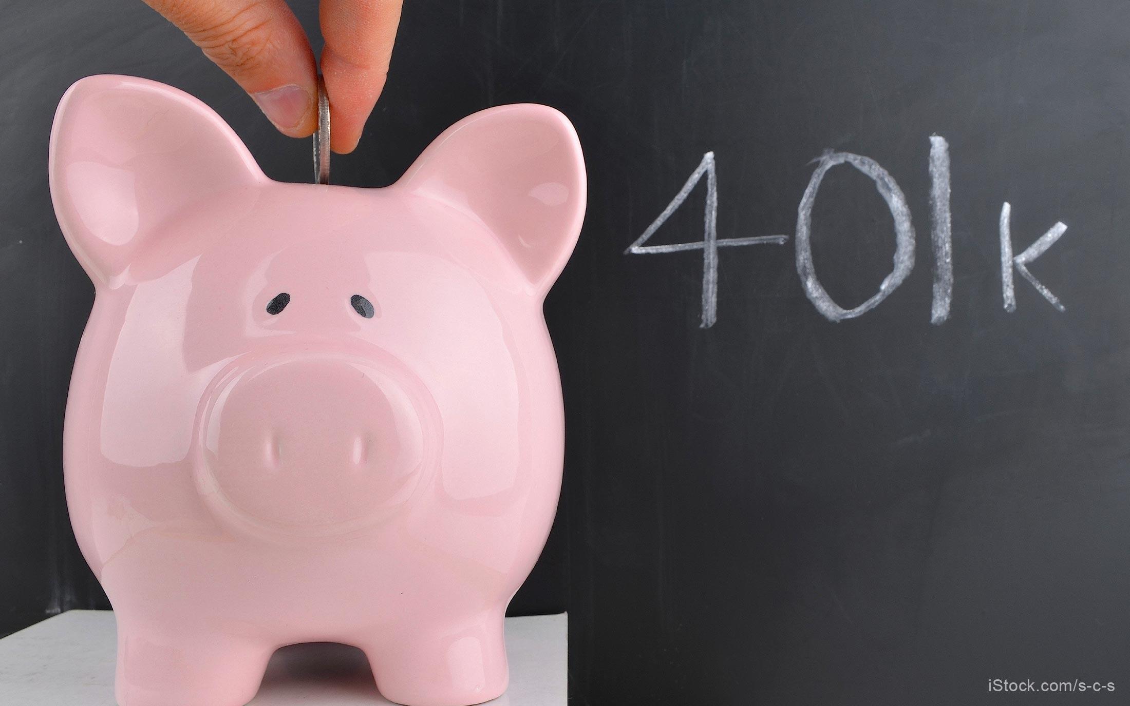 401k employer contribution