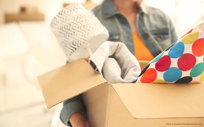 downsizing in retirement