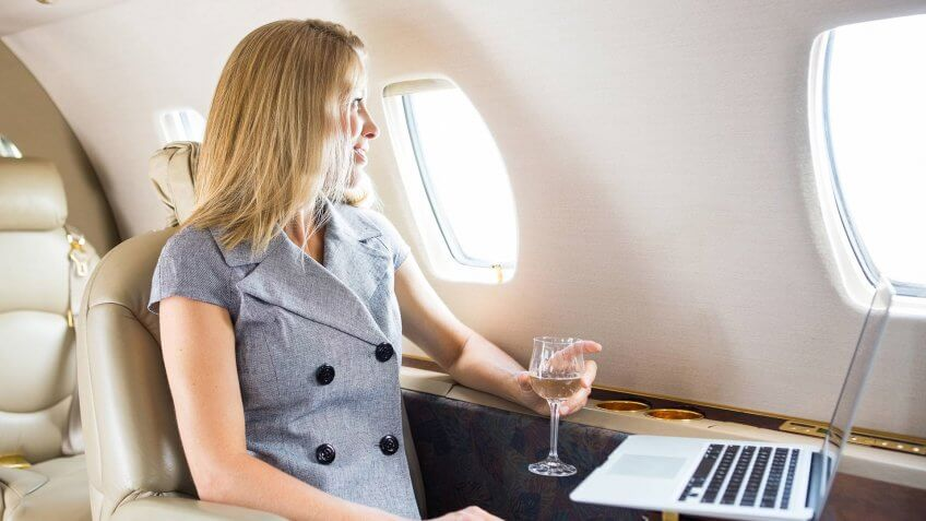 Upgrade to First Class at the Last Minute