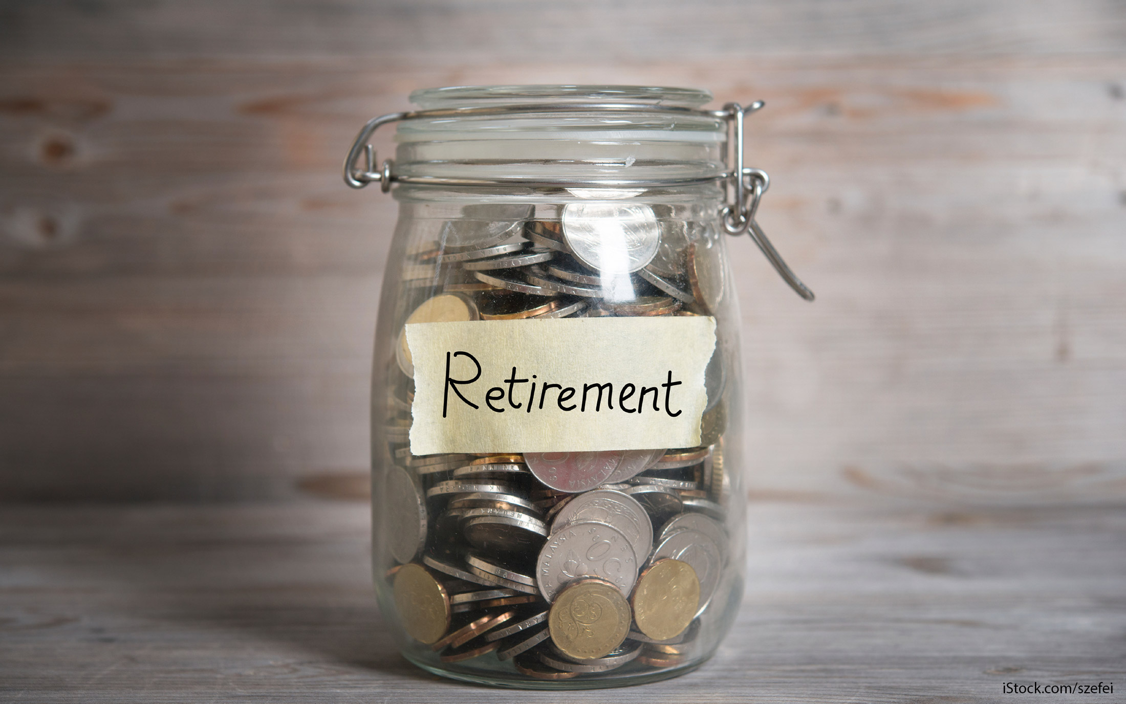 personal retirement account