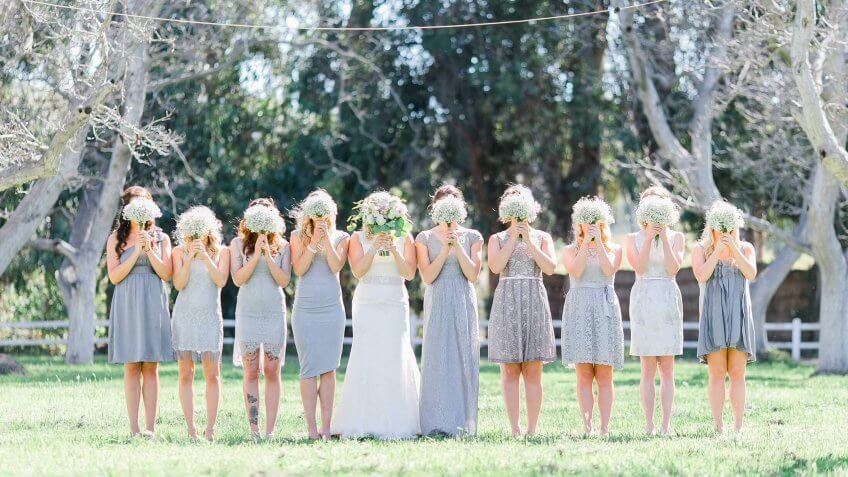 5 Surprising Costs Of Being A Bridesmaid