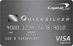 CapitalOneQuicksilver