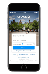 Chase QuickPay Screenshot