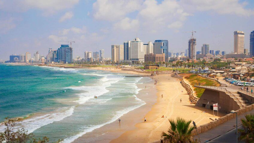 Israel forex rates