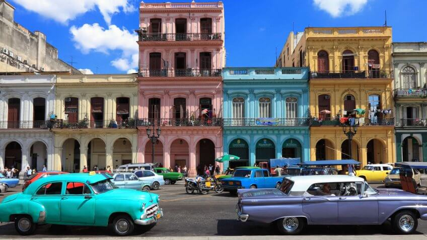 vacation to cuba