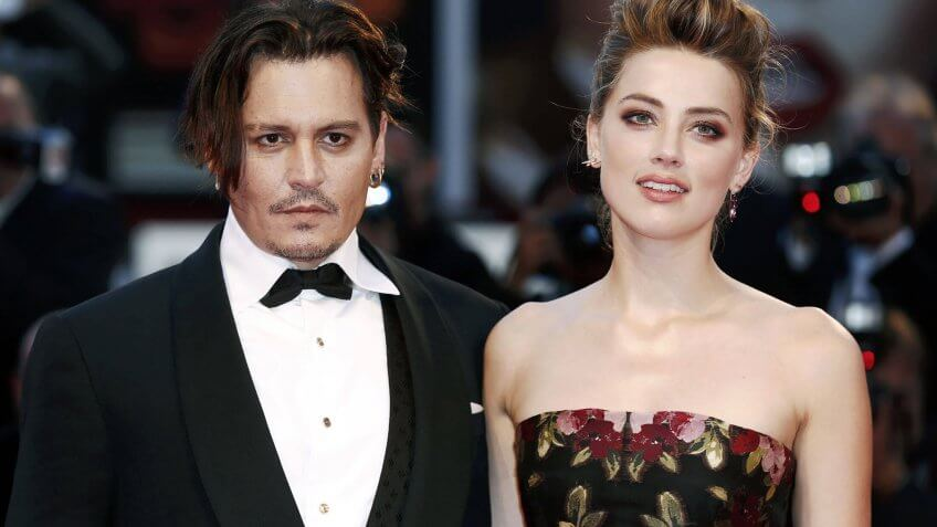 Johnny Depp, Amber Heard Divorce After 15 Months of Marriage; How Will Their Net Worths Be Divided?