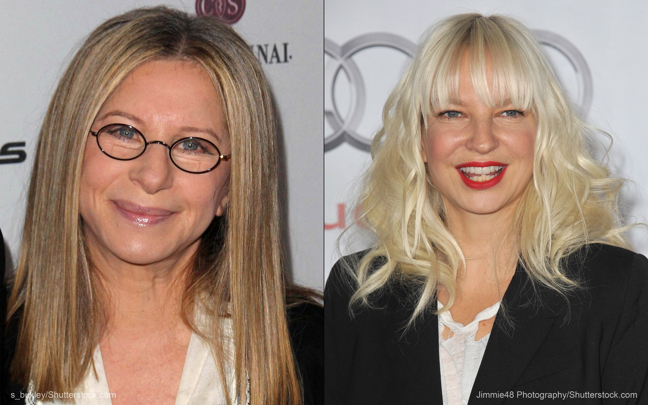Barbra Streisand tour and Sia tour