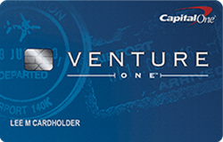 VentureOne From Capital One Card