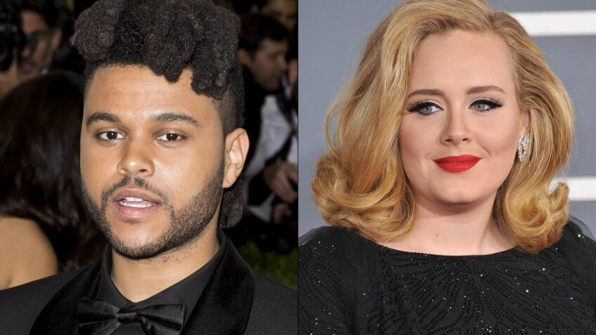 Billboard Music Awards 2016: The Weeknd Net Worth, Adele Net Worth and More
