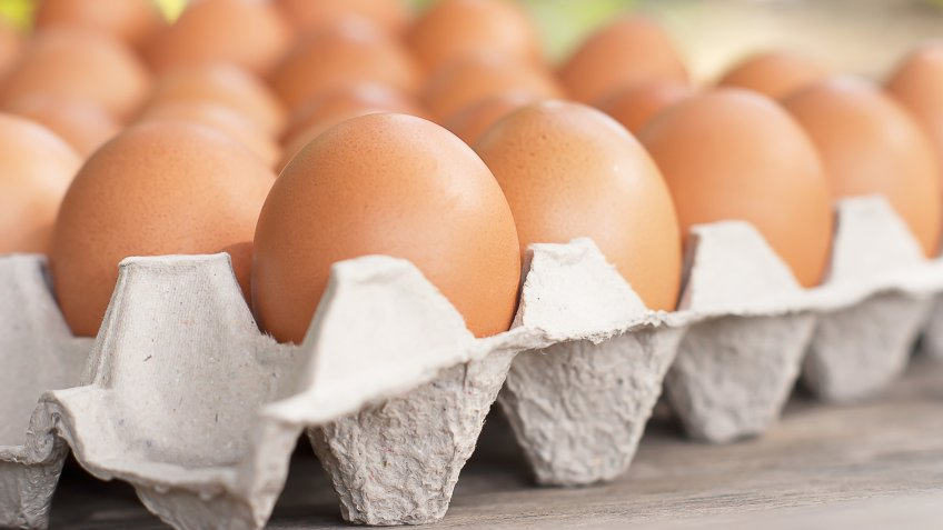Picking Egg from The Carton of Eggs, What $100 Was Worth in the Decade You Were Born