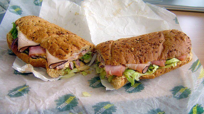 Ham & Bacon Melt Sandwich, Subway Turkey, What $100 Was Worth in the Decade You Were Born