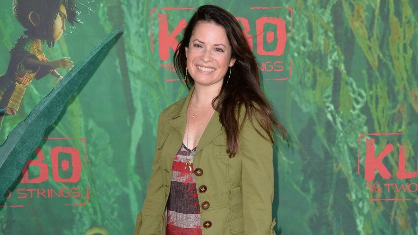 Holly Marie Combs Net Worth: $14 Million