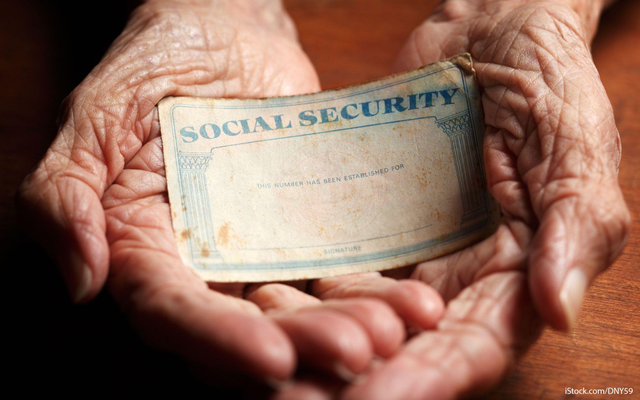 claim social security benefits