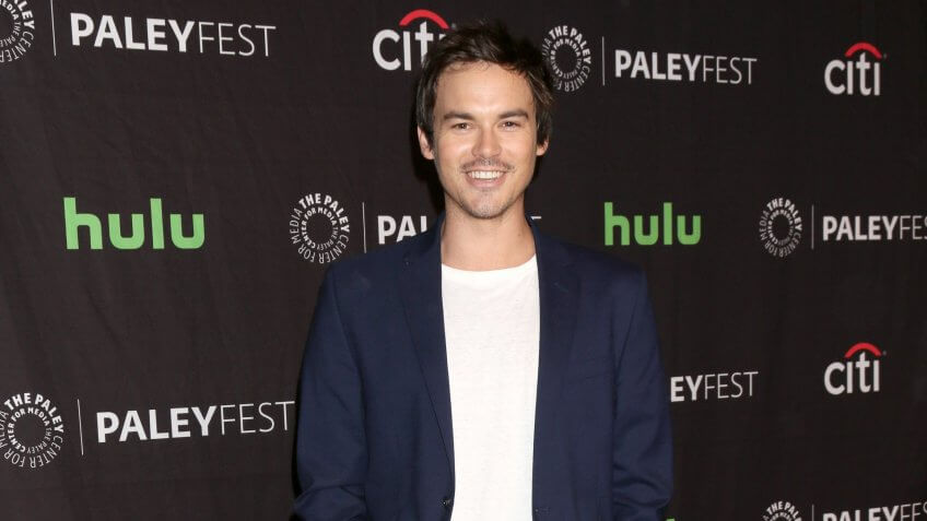 Tyler Blackburn Net Worth: Unknown