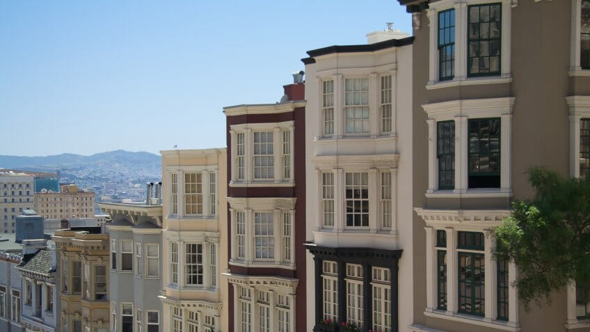 11825, Apartments, Architecture, BUILDING, Building-Type, California, Cities, Here's What an Average Apartment Costs in 50 US Cities, House, Mason Street, Nob Hill, San Francisco, States, US, USA, america