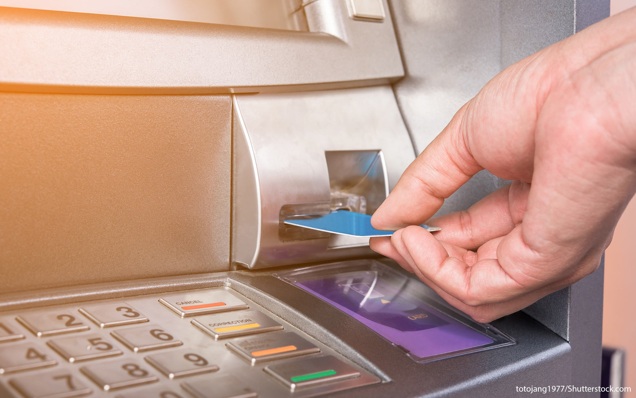 atm credit card