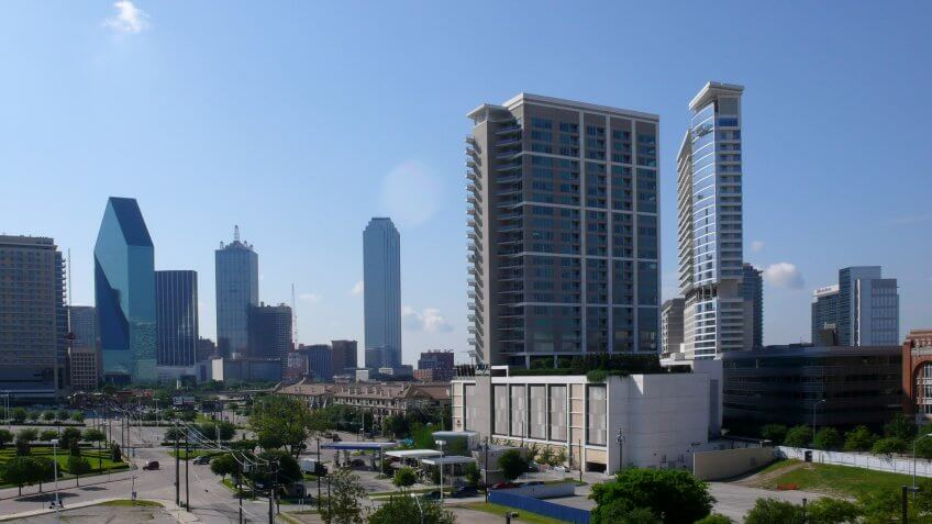 11825, Apartments, BUILDING, Building-Type, Cities, Dallas - Texas, Here's What an Average Apartment Costs in 50 US Cities, House, States, US, USA, america