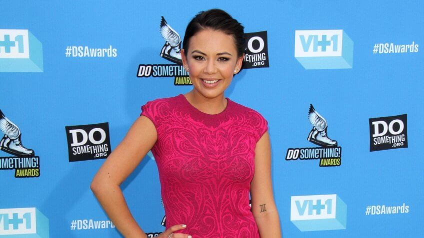 Janel Parrish Net Worth: $700,000