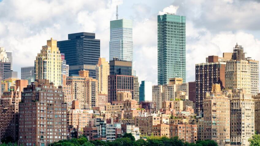 11825, Apartments, BUILDING, Building-Type, Cities, Here's What an Average Apartment Costs in 50 US Cities, House, New York, New York City, States, US, USA, america