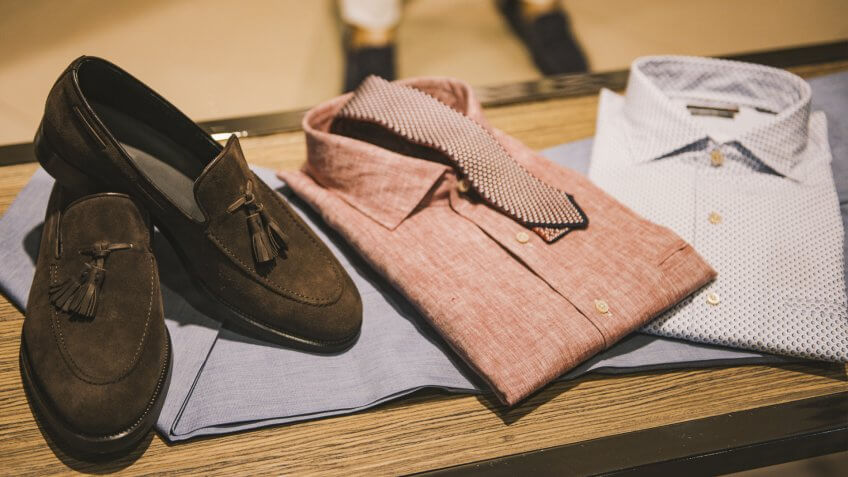 Father's Day Gifts for Clothing, Apparel and Accessories