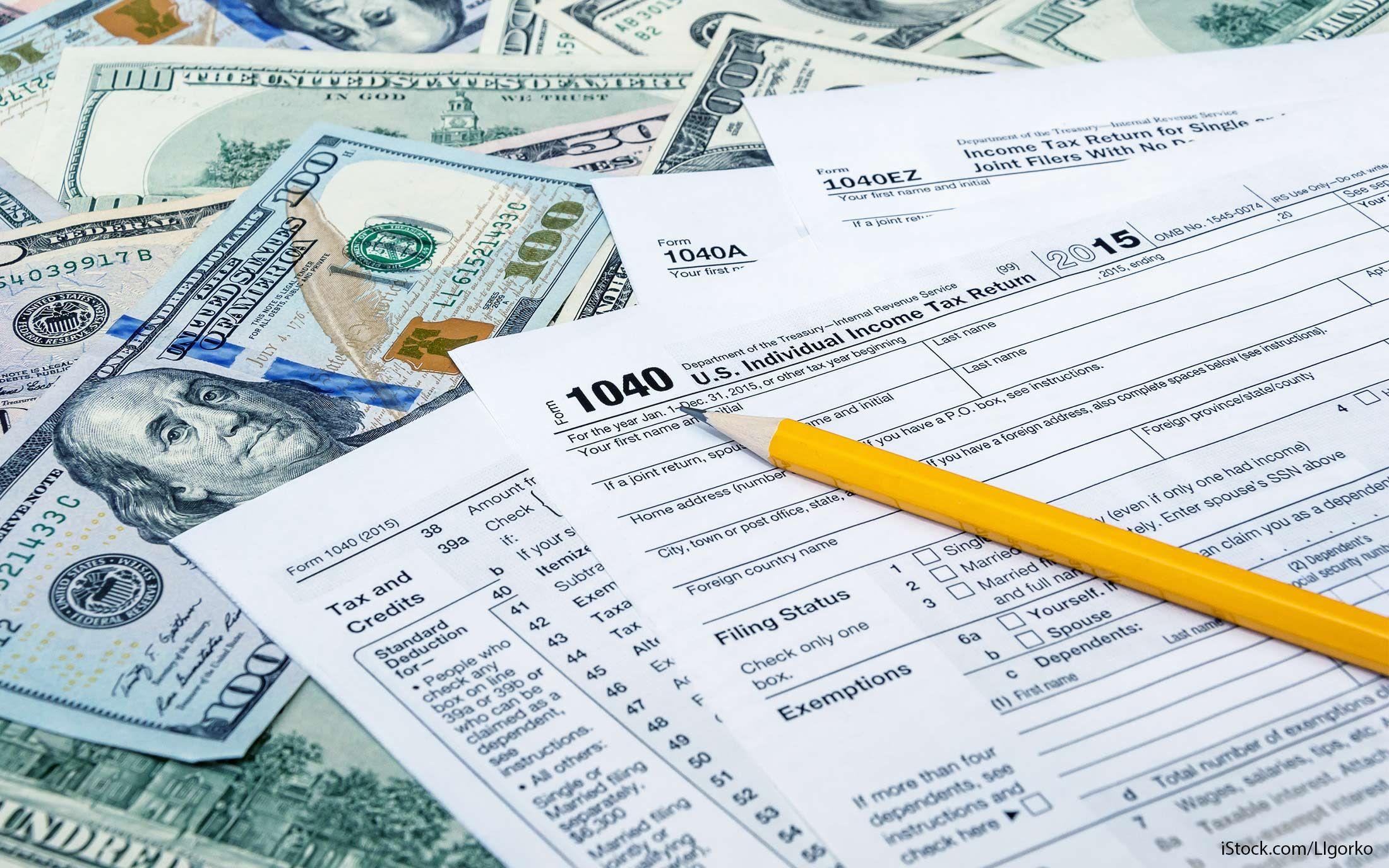 taxes earned income