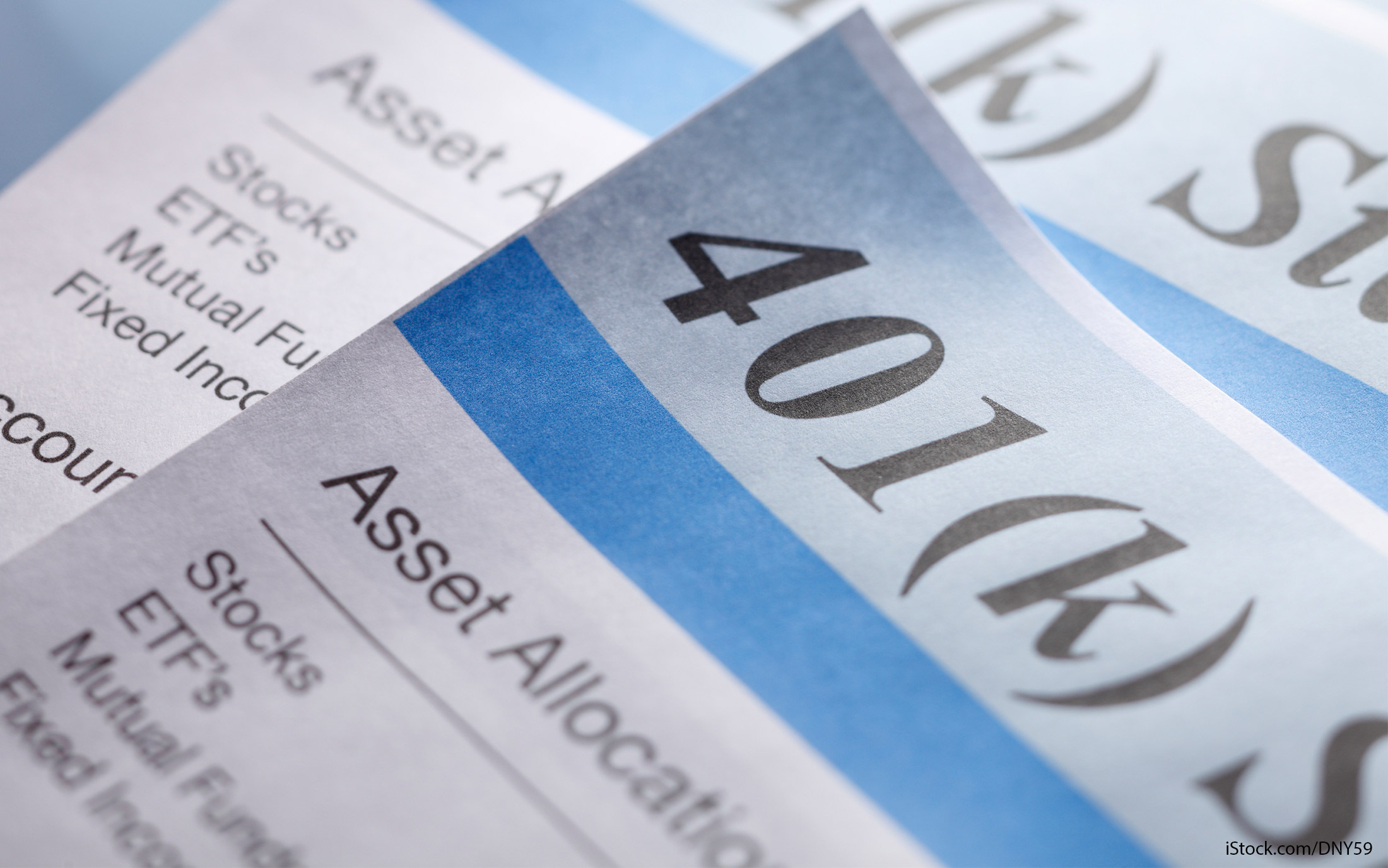 ignoring 401k plan