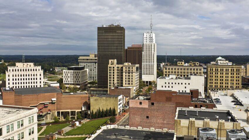 Akron-Ohio