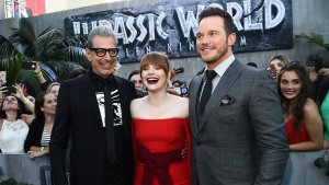 'Jurassic World: Fallen Kingdom' Cast Net Worths