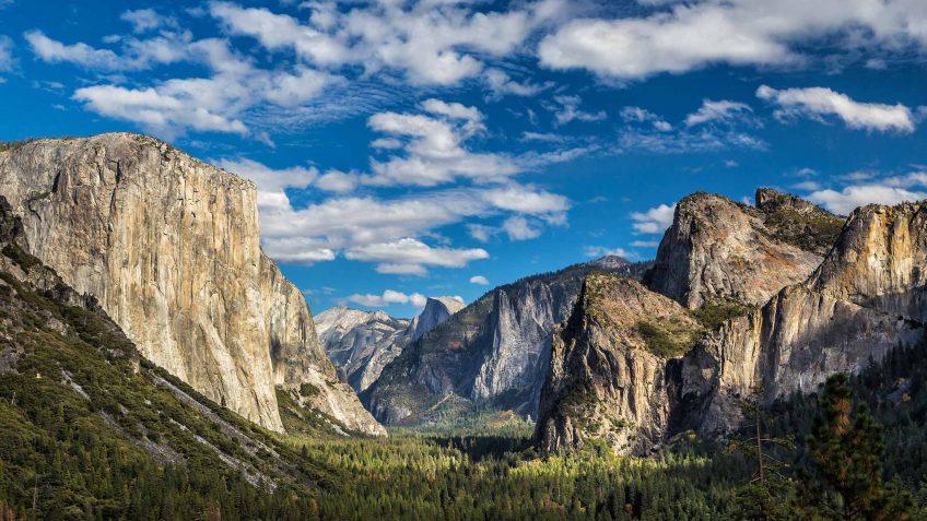 vacation to Yosemite
