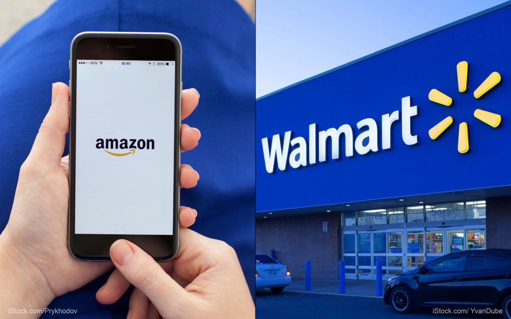 Does walmart offer stock options