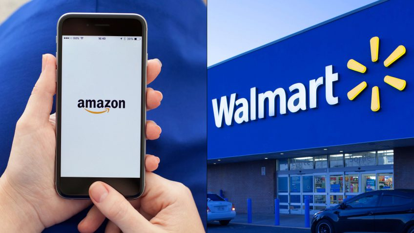 Walmart vs. Amazon: Shipping Cost Comparison