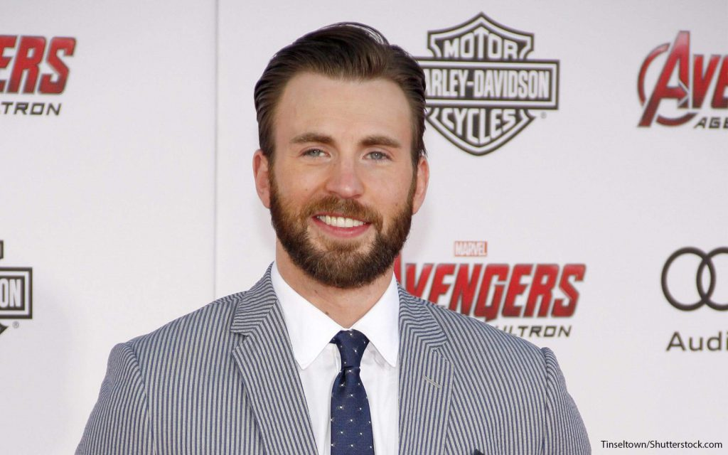 Chris Evans' Net Worth...