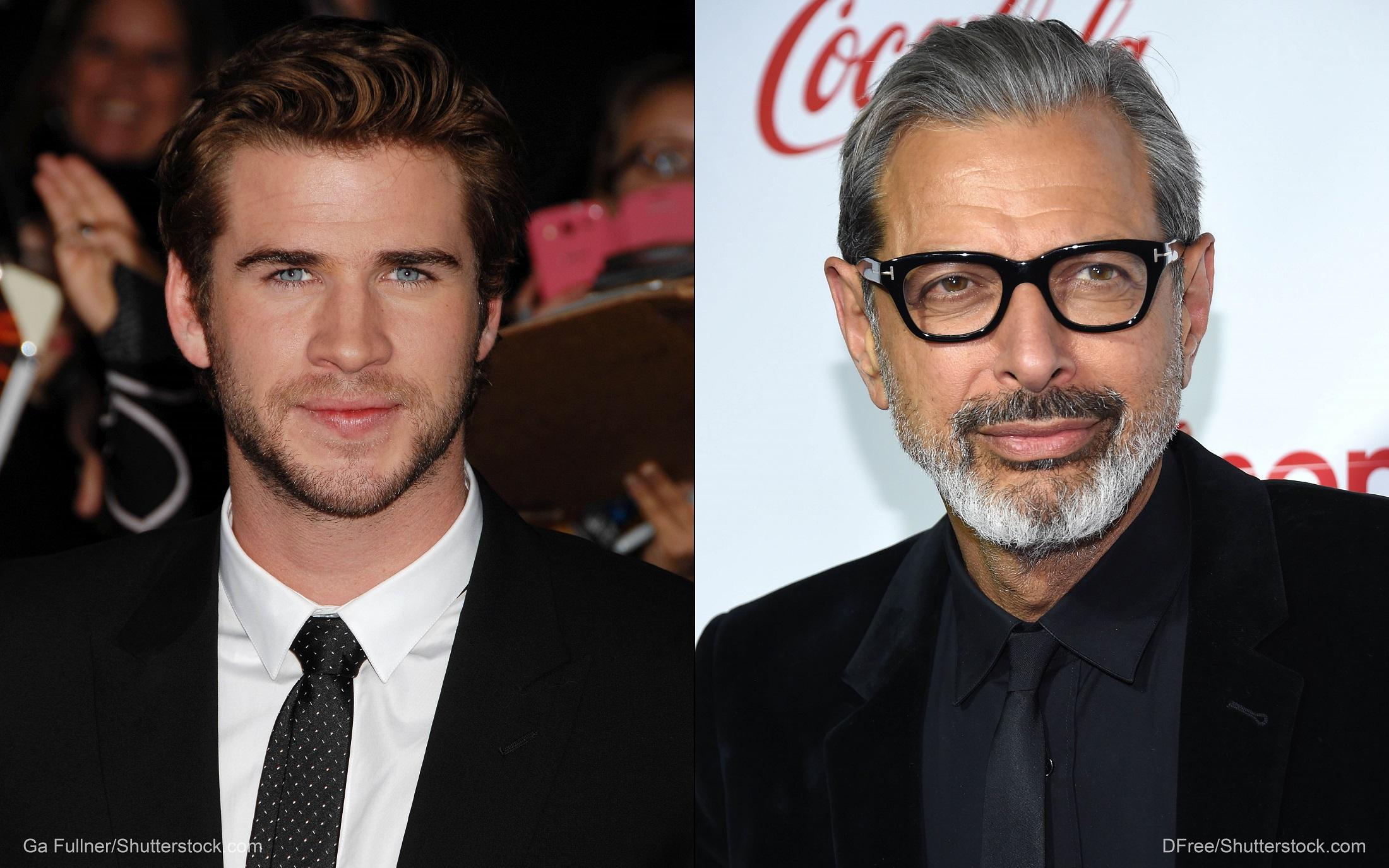 Chris Hemsworth, Jeff Goldblum net worth