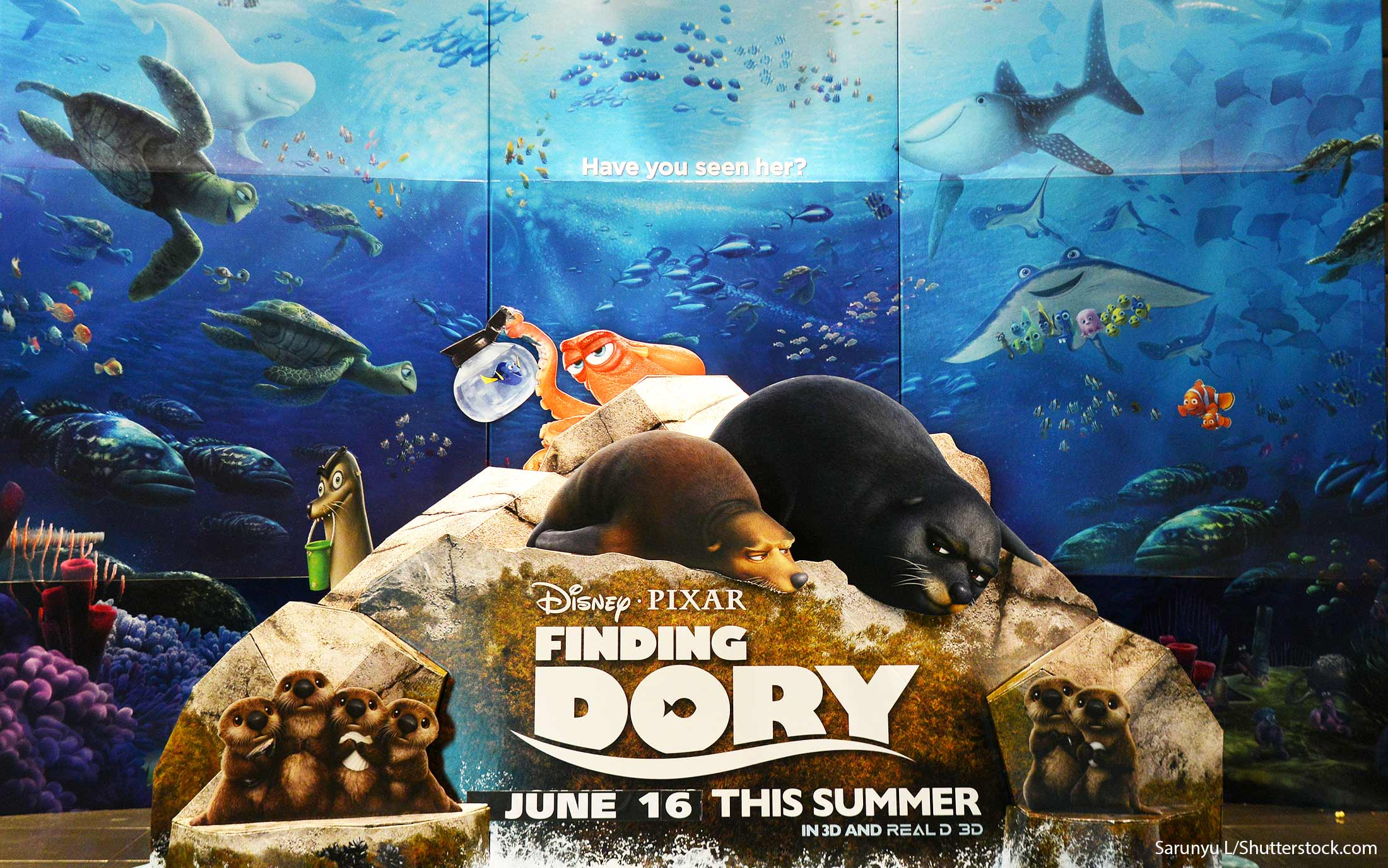 'Finding Dory' movie