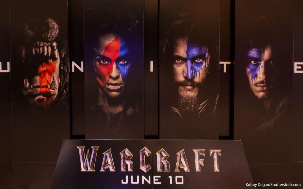 World Of Warcraft Movie Cast Earnings And The Video