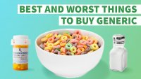 Best and Worst Things to Buy Generic