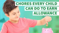 9 Chores Every Child Can Do to Earn Allowance