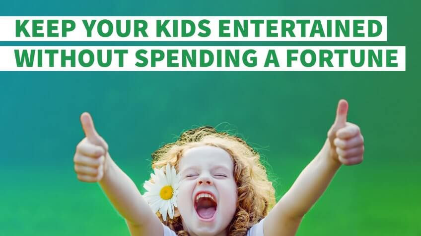 How I Keep My Kids Entertained Without Spending a Fortune