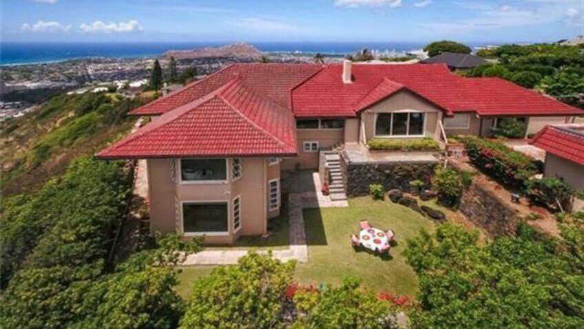 Home in Honolulu