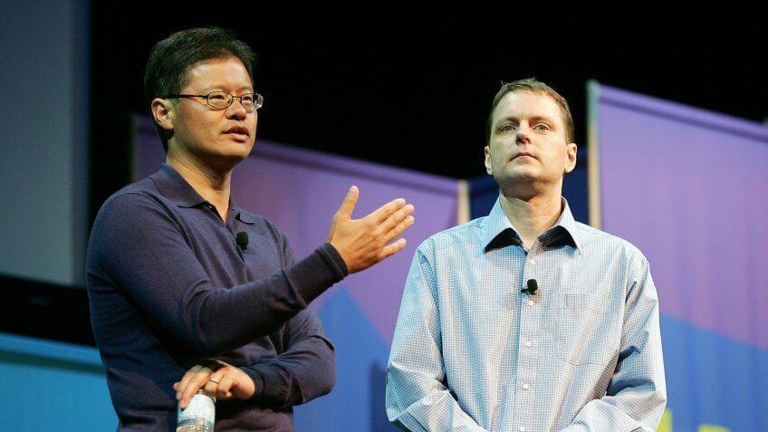 LAS VEGAS - JANUARY 07:  Yahoo Inc.