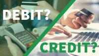 Debit vs. Credit: The Wrong Payment Choice Can Cost You Hundreds of Dollars a Year