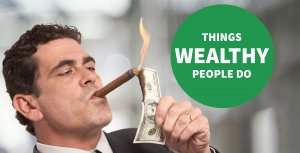 9 Things Wealthy People Do Every Day