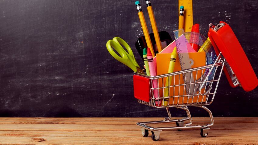 8 Secrets to Scoring Cheap Back-to-School Items