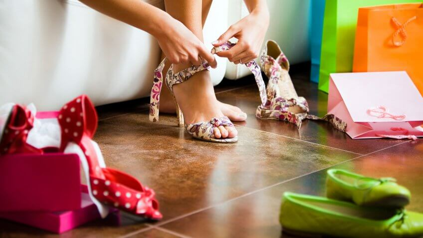 17 Ways to Save Money on Shoes